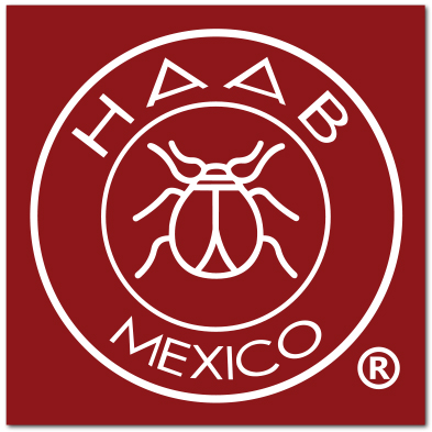 Logotipo HAAB MEXICO